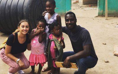 Laura's trip to Ghana
