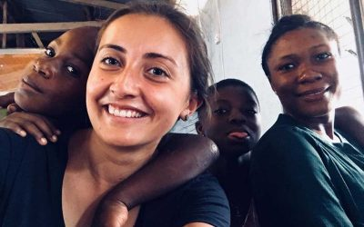 Laura's third week in Ghana